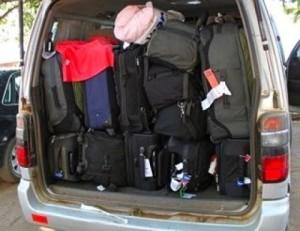 luggage tetris
