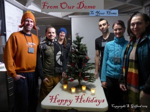 HISEAS Crew Xmas CARD 2015 with copyright