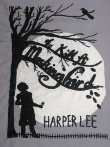 To Kill a Mockingbird 1 by Sew Technicolor. From Flickr. Labeled for reuse.